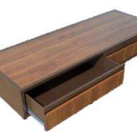 Underbed storage  (2 drawer)