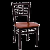 Window Pane Chair